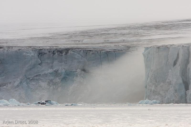 Glacier - Gletsjer