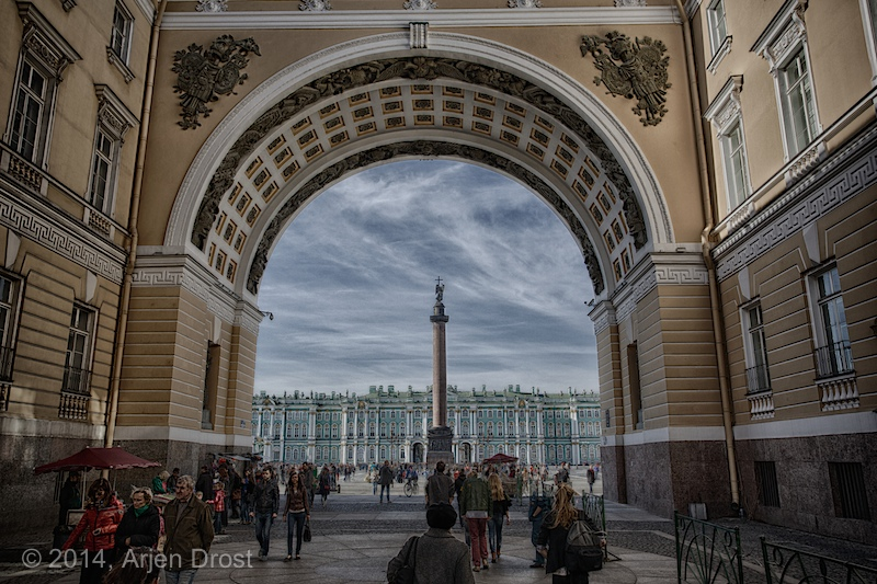 Hermitage - Saint Peterburg