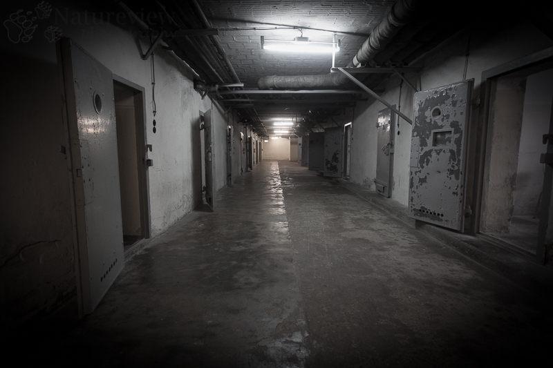 Stasi prison in Hohenschönhausen, Berlin