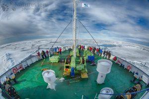 onboard MV Ortelius
